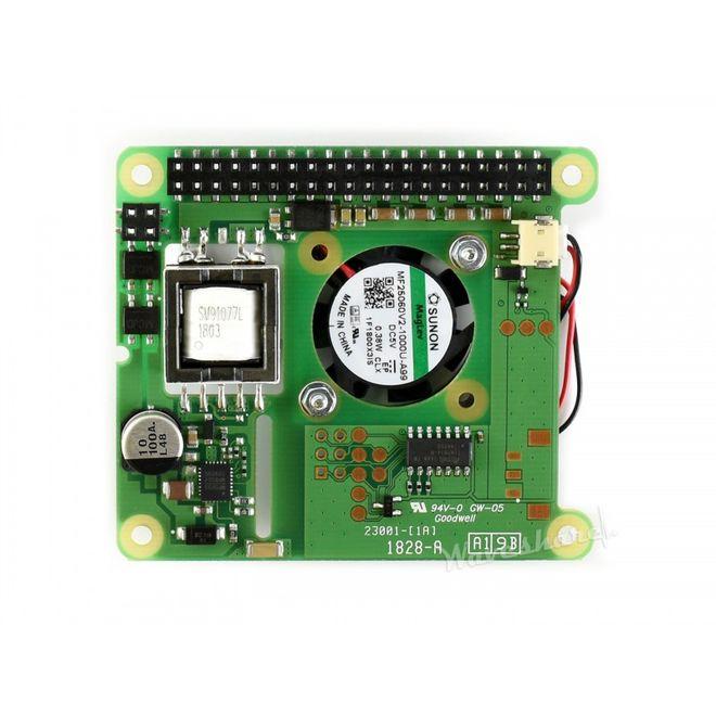 Raspberry Pi PoE HAT (Power over Ethernet)