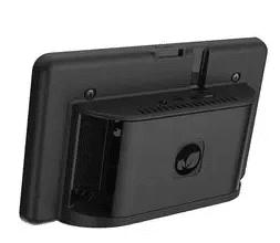 Raspberry Pi Resmi Ekran Case'i - Siyah