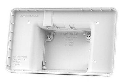 Raspberry Pi Resmi Ekran Case'i - Beyaz