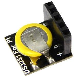 Raspberry Pi RTC Modülü - Super Capacitor