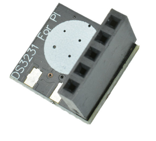 Raspberry Pi RTC Modülü - Süper Kondansatör Uyumlu