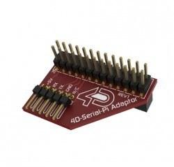 Raspberry Pi 4.3 Inch Dokunmatik LCD Modül Kiti - SK-43PT-PI - Thumbnail