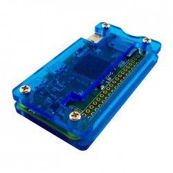 China - Raspberry Pi Zero Case - Blue