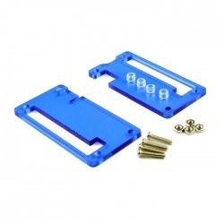Raspberry Pi Zero Case - Blue - Thumbnail