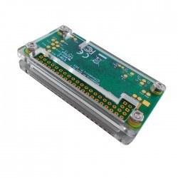 Raspberry Pi Zero Case - Şeffaf - Thumbnail