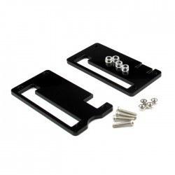Raspberry Pi Zero Case - Siyah - Thumbnail