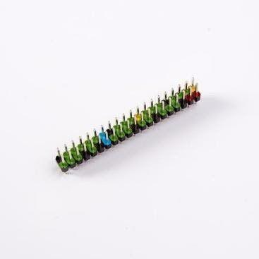 Raspberry Pi Zero Erkek 2x20 Pin Header