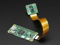 Raspberry Pi Zero v1.3 Kamera Kablosu - Thumbnail