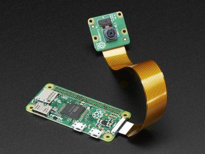 Raspberry Pi Zero v1.3 Kamera Kablosu