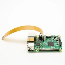 Raspberry Pi Zero V1.3 Kamera Kablosu - 30cm - Thumbnail