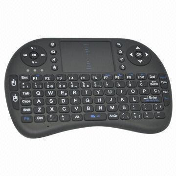 Raspberry Wireless Keyboard Mouse