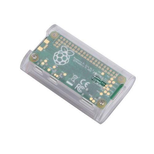 Raspberryi Pi Zero Mat Muhafaza Kutusu - 3 in 1 Adaptör Kit