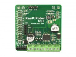 SeeedStudio - RaspiRobot Raspberry Pi Motor Sürücü Kartı - TB6612FNG