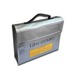 China - RC Li-Po Battery Safe Guard Charge Sack Large 240*65*180mm
