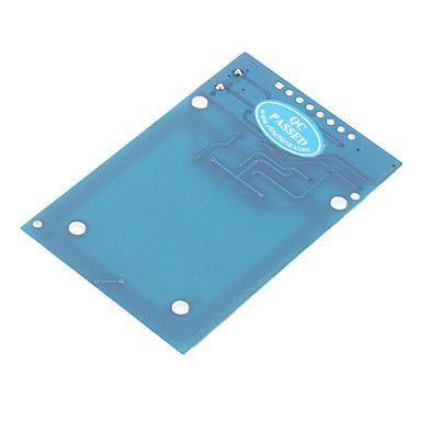 RC522 RFID NFC Kiti - RC522 RFID NFC Modülü, Kart ve Anahtarlık Kiti (13.56 MHz)