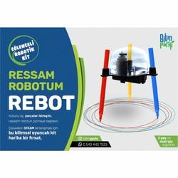 Re-Bot Painter Robot - Thumbnail