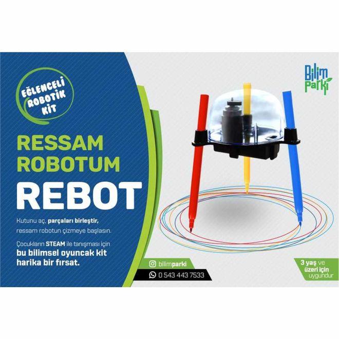 Re-Bot Painter Robot
