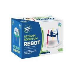 Bilim Parkı - Re-Bot Ressam Robot