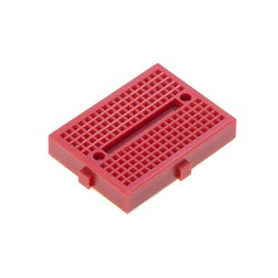 Robotistan - Red Mini Breadboard