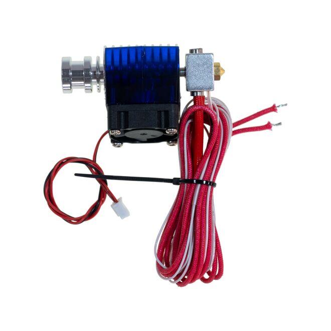 RepRap J-Head Extruder Hotend Nozzle 1.75/0.4 mm - Fan Bağlantılı