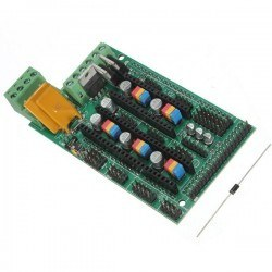 Robotistan - RepRap Ramps 1.4 3D Printer Controller Board
