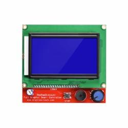 China - RepRap Ramps 1.4 Compatible 128x64 Full Graphic Smart