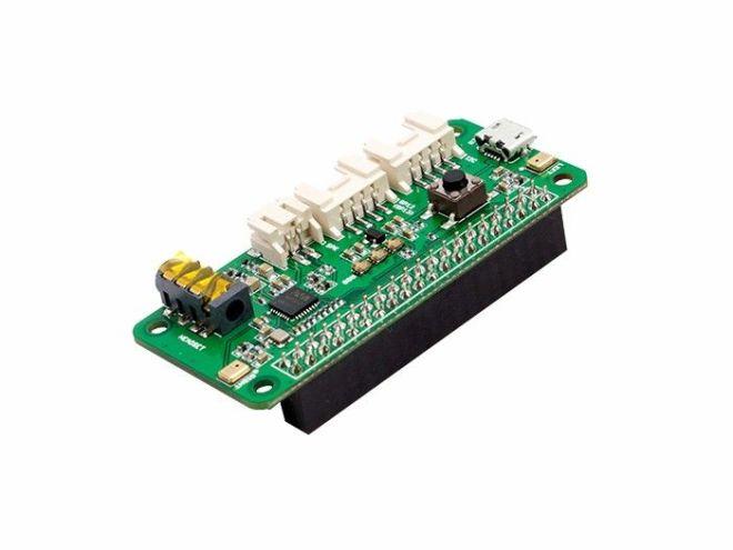 ReSpeaker 2 Mikrofonlu Pi HAT
