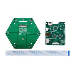 SeeedStudio - ReSpeaker 6'lı Mikrofon Kiti (Raspberry Pi İçin)