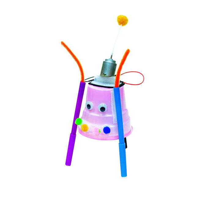 Stemist Box Ressam robot
