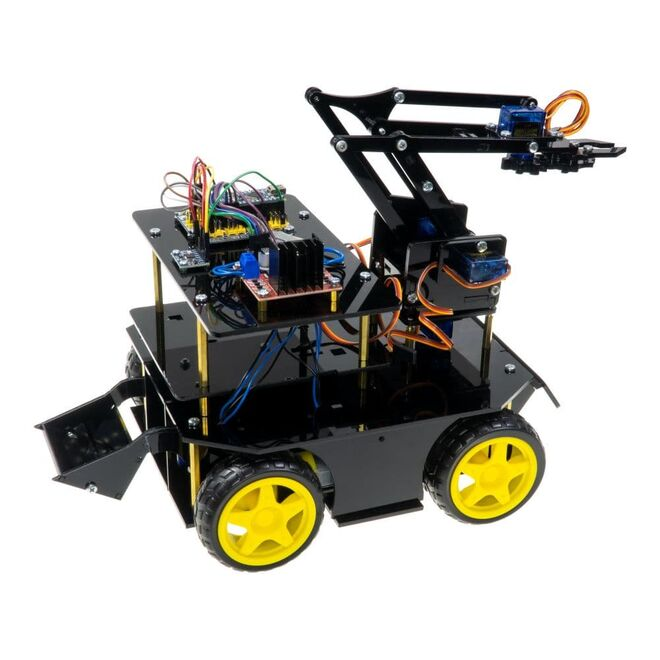 R.E.X Evolution Serisi Robot Kiti ArmBot Eklenti Paketi