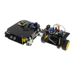 R.E.X Evolution Serisi Robot Kiti FeelMotion Eklenti Paketi - Thumbnail