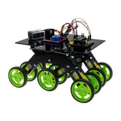 R.E.X Evolution Serisi Robot Kiti - Pleksi Eklenti Paketi - Thumbnail