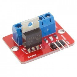 Robotistan - IRF520 MOSFET Sürücü Kartı