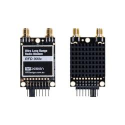 RFD900X Plus 915 Mhz Uzun Mesafe (40 km) Radyo Telemetri Seti (APM,Pixhawk Uyumlu) - Thumbnail