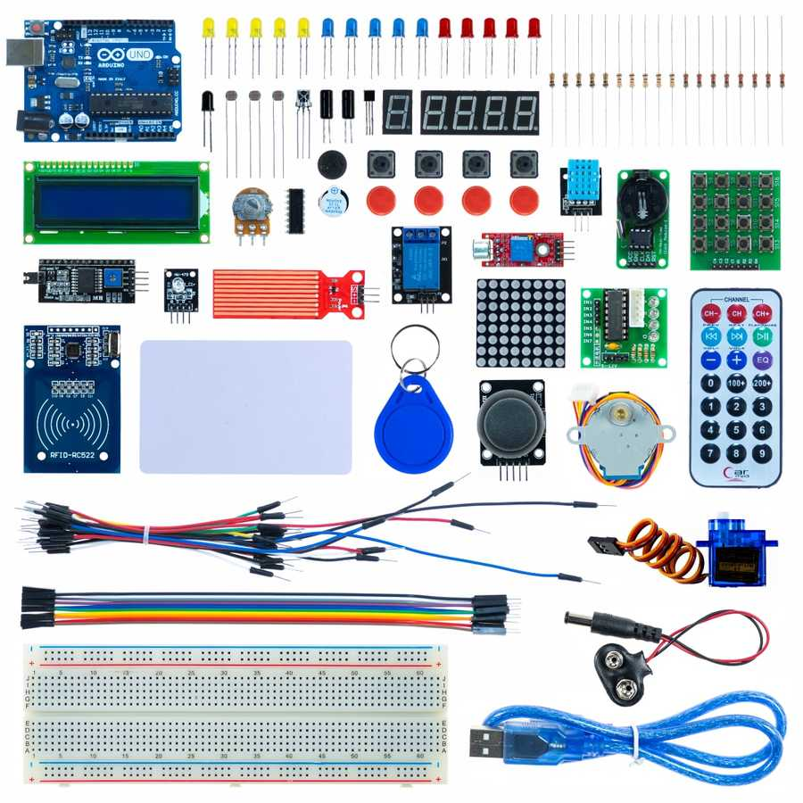 Buy RFID Starter Kit for Arduino UNO with cheap price