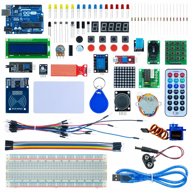 RFID Starter Kit for Arduino UNO