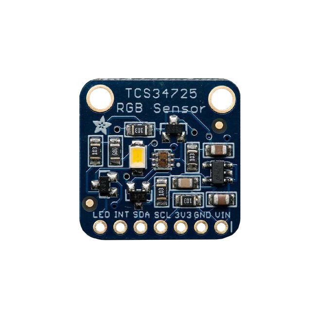 RGB Renk Algılayıcı Sensör TCS34725