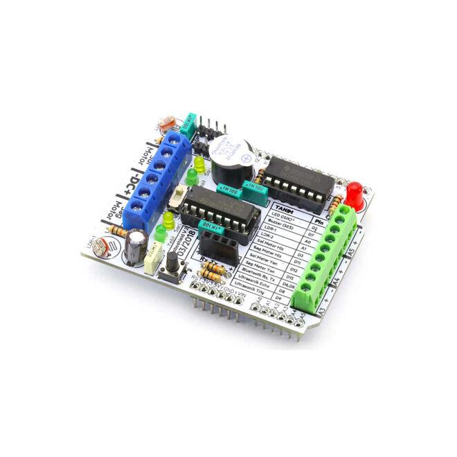 RoboShield Arduino Robot Shield