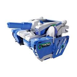 Robosol-D 3'lü Güneş Enerjili Eğitim Robotu - Thumbnail