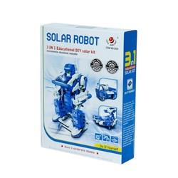 Fenset - Robosol-D 3'lü Güneş Enerjili Eğitim Robotu