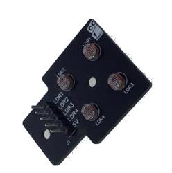 Robotistan 4′lü LDR Sensör Kartı - Thumbnail