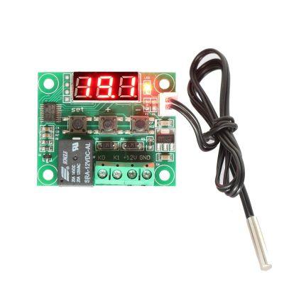 W1209 Röle Çıkışlı Dijital Termostat, Sıcaklık Kontrol Kartı