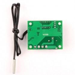 W1209 Röle Çıkışlı Dijital Termostat, Sıcaklık Kontrol Kartı - Thumbnail