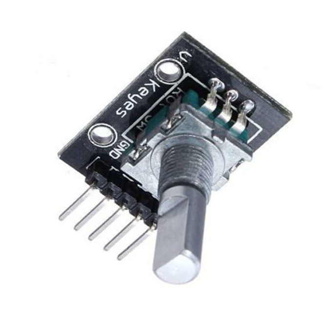 Rotary Encoder (Arduino Compatible)