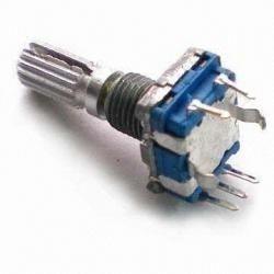 Rotary Encoder - EC11-1B-18T - Thumbnail