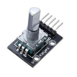 Rotary Enkoder (Arduino Uyumlu)