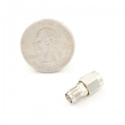 RP-SMA Male to SMA Female Adapter - Thumbnail