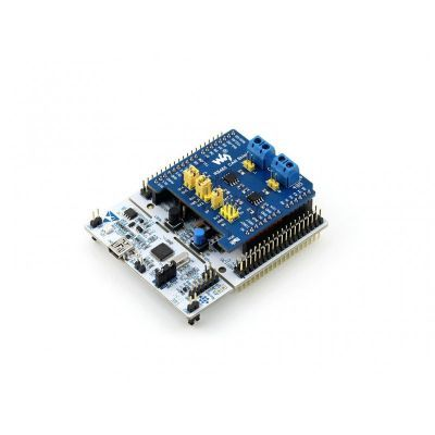 RS485/Can Arduino Shieldi