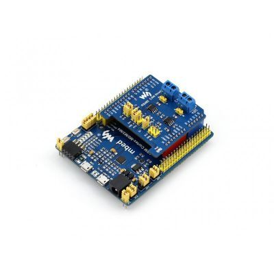 RS485/Can Shield for Arduino