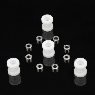 Rulmanlı Plastik Makara - 4′lü Paket - 87300